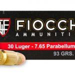 30Luger Fiocchi